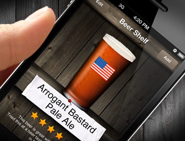 Modernistik Project: Beer Shelf App