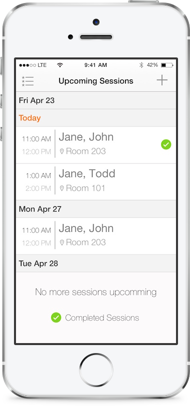 Modernistik Project: Percentally Pro (app-calendar)
