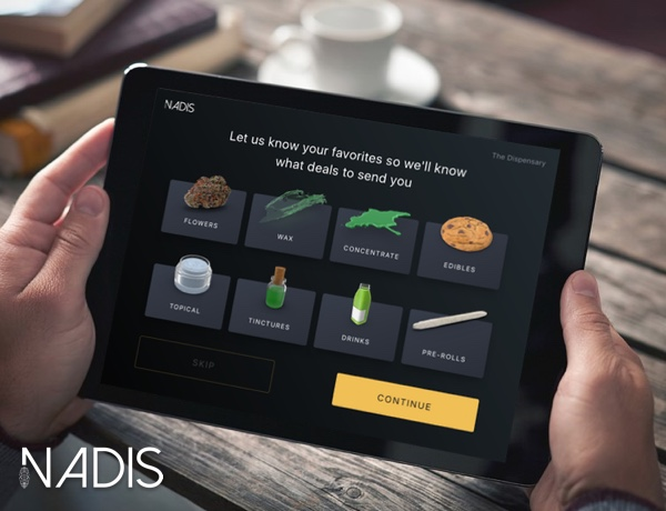 Modernistik Project: Nadis Tablet