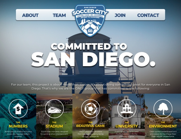 Modernistik Project: SoccerCity SD
